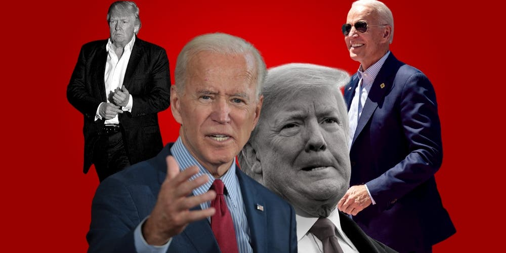 Does Biden Have 'What It Takes To Untrump Trump' In The Aftermath Of Global Pandemic…
