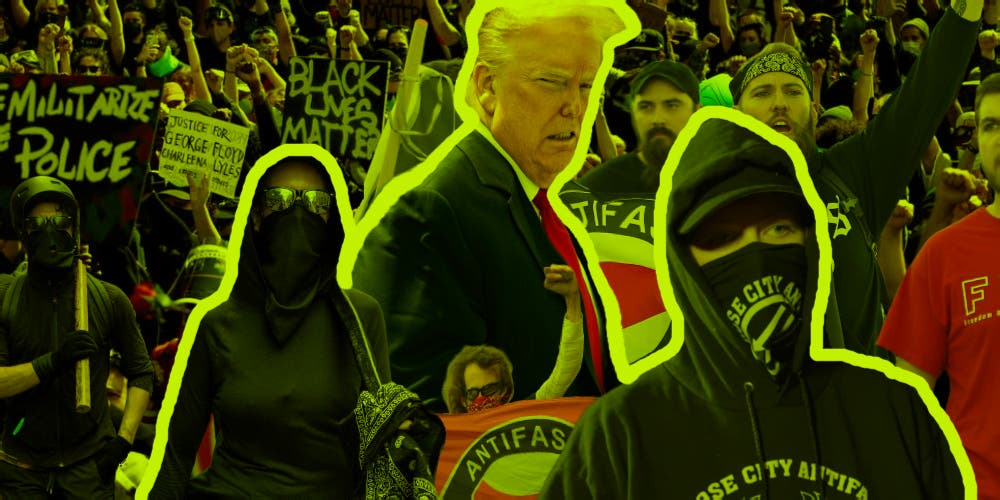 President Trump, Antifa, And Why America Needs To Read Between The Lines