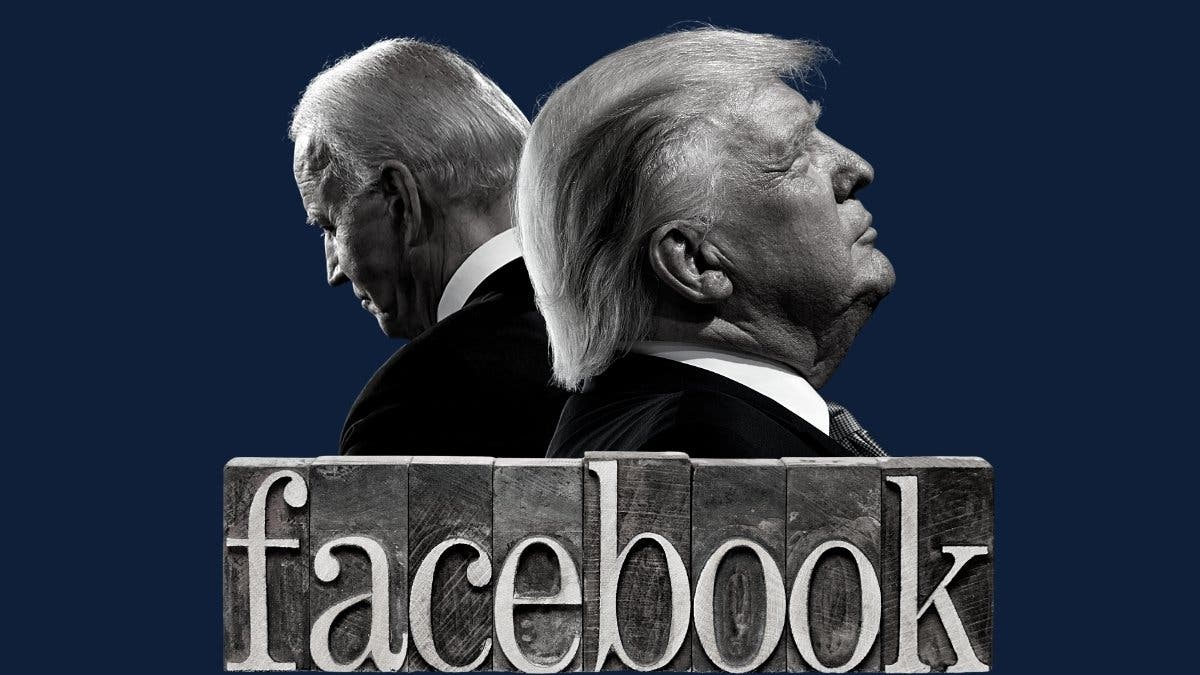 What You Should Know About Facebook's Sway Over Your Vote For Trump Or Biden