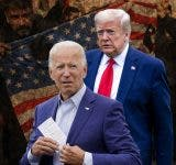 Trump Biden and the Iran Question