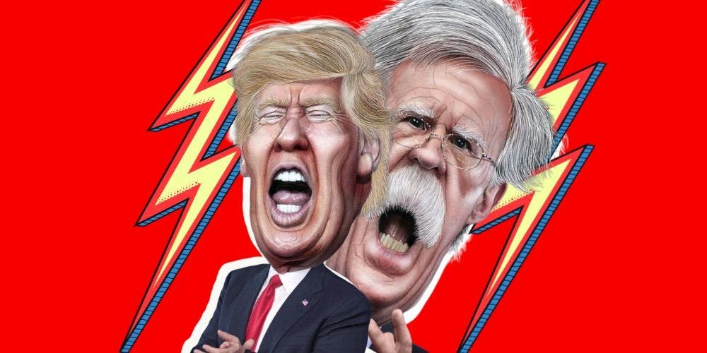 John Bolton's White House Memoir: The Book Trump Fears, Or Should