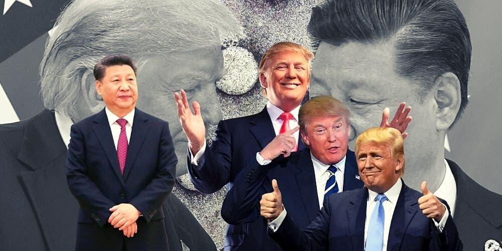 Trump's Madman Policy On China Is Building A Legacy Of Weak Statesmanship