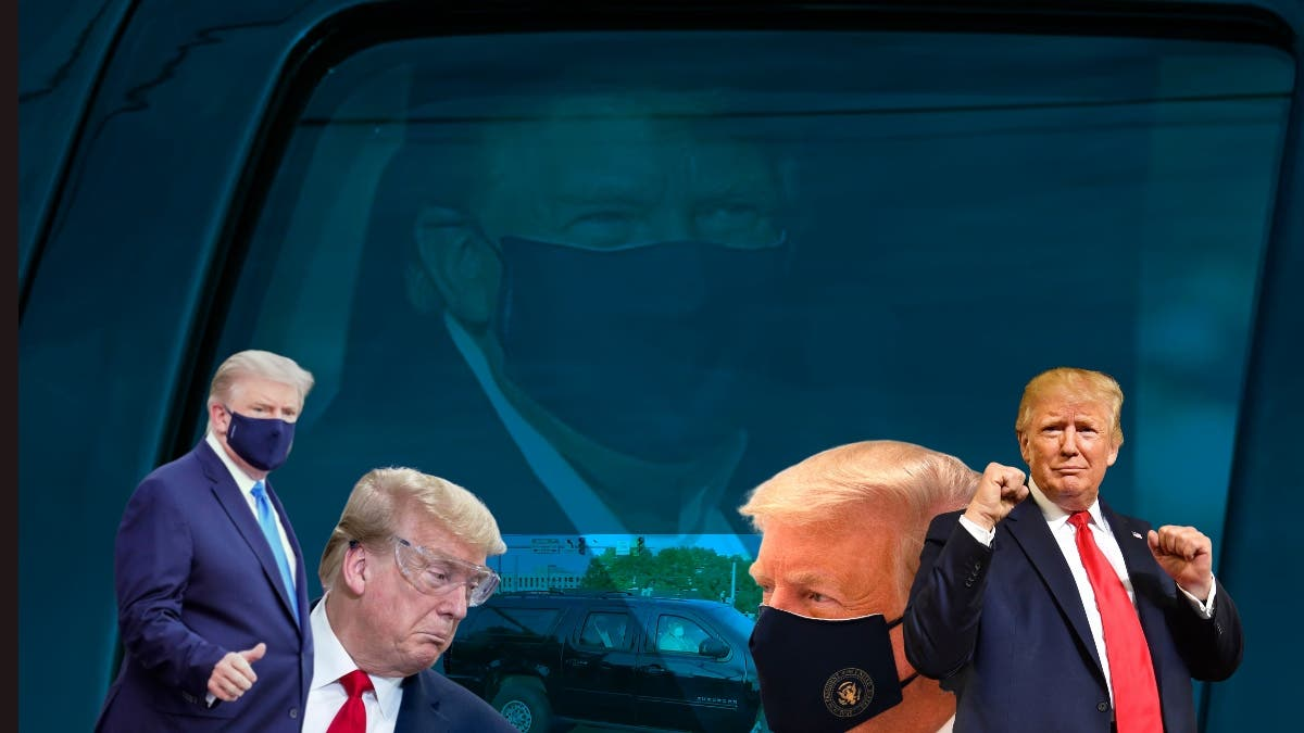 Trump Drives Around While Being Infected: When Can People Expect Accountability From President?