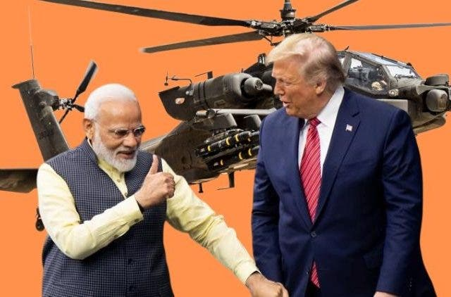 Trump India US Defence Deal