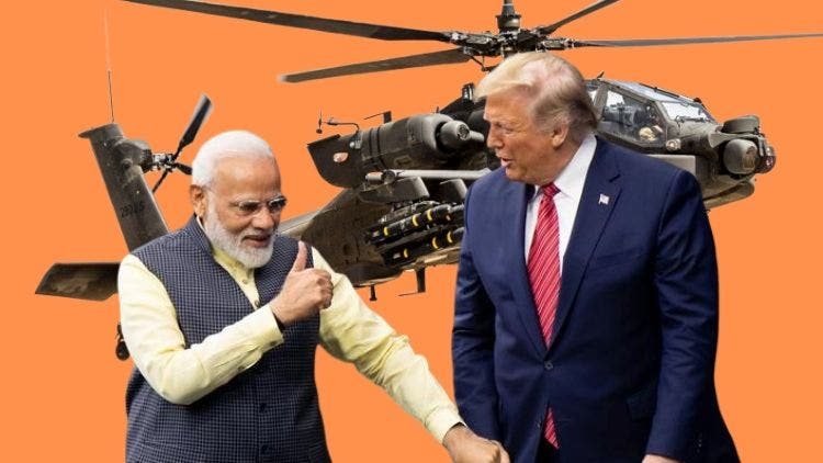 Trump's Visit To Solidify India-US Ties With $4.3 Bn Defence Deal