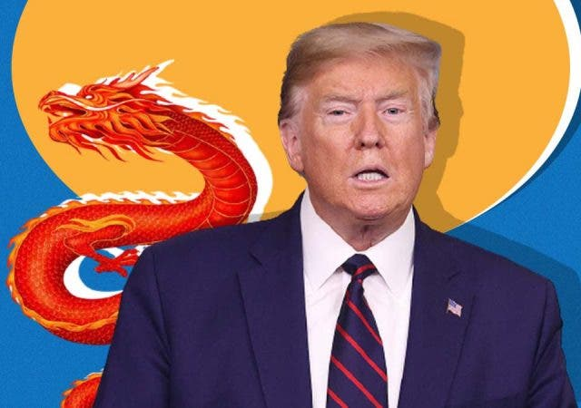 Trump Mekong Cooperation Plan