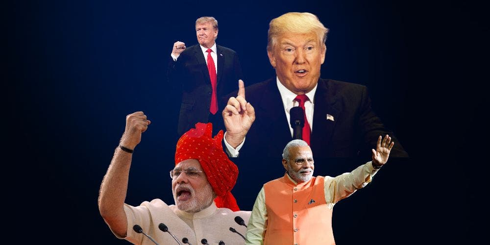 The Strongman Seeking Re-Election: Startling Similarities Between Trump & Modi