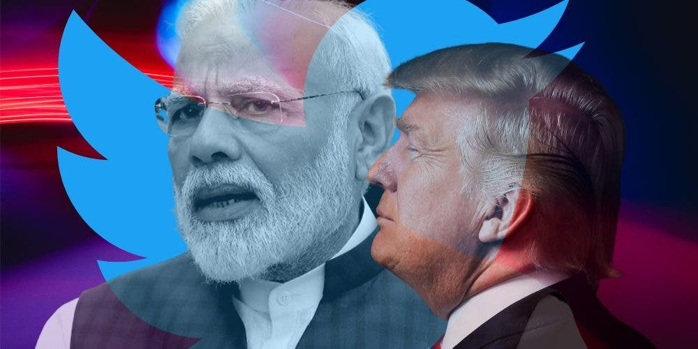 Should Modi Worry About Trump's Unpredictable Twitter Diplomacy?
