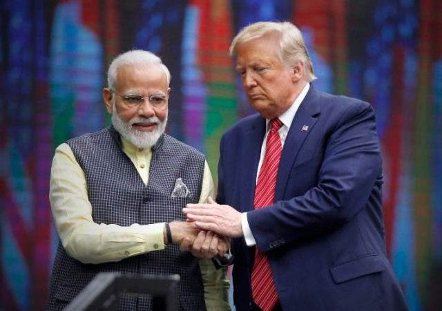 Trump Modi US India Feature Newsline DKODING