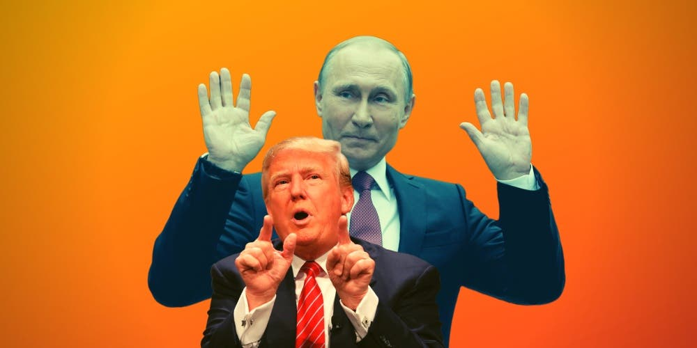 Trump, Putin, And Foreign Interference In Elections: The New Norm In International Statecraft