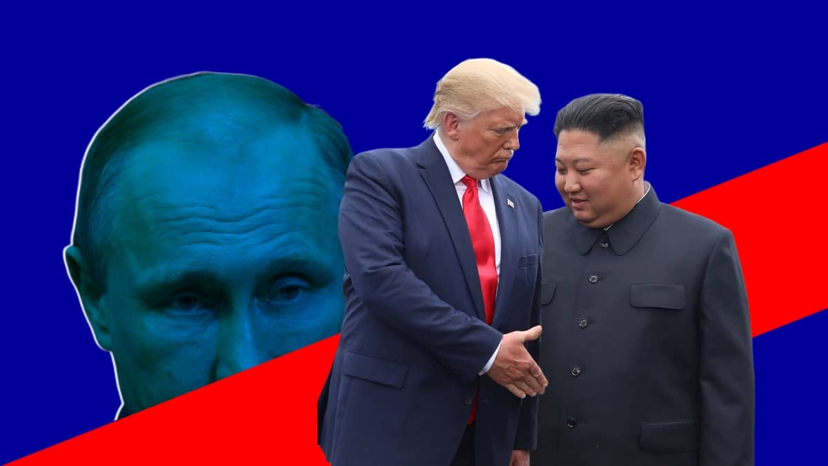 Over the years, Trump has been reaching out to Putin and Kim Jong Un despite the limited strategic gains he has stood to gain. His authoritarian style perhaps makes him feel more at home with dictators than with elected leaders.