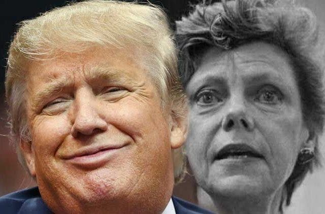 Trump Reacted On Cokie Roberts Trending Today DKODING