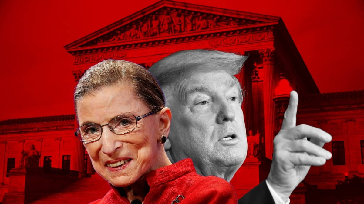 Republican push for Trump's Supreme Court Nomination could backfire in November