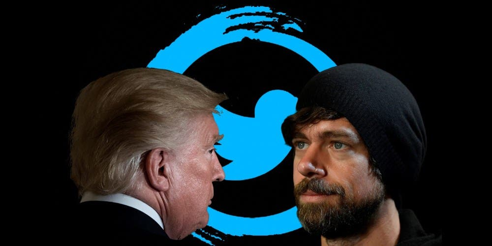 Trump's Futile War Against Twitter Reveals How Little He Knows The Law