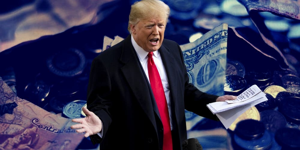 Sounds Like, Donald Trump Wants America To Go Bankrupt