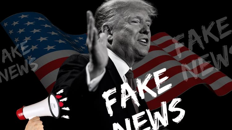 Donald Trump Vs Fake News Media: Playing The Trump Card Wrong