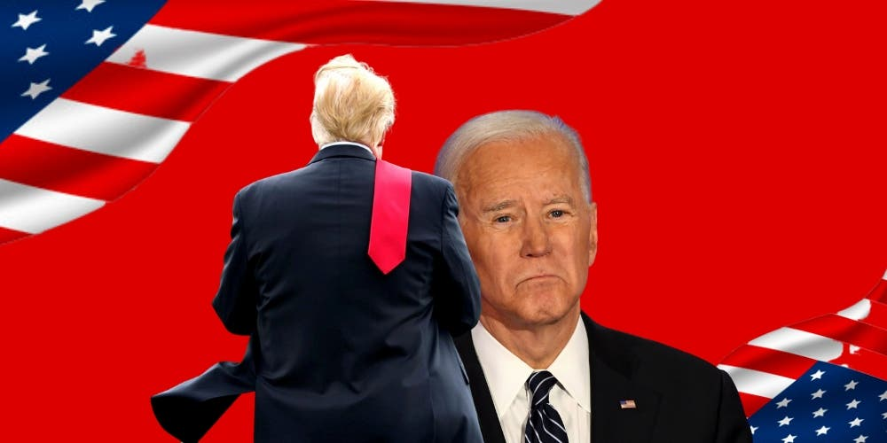 For The Democrat Agenda Of Trump Free America, Sleepy Joe Needs To Wake Up First