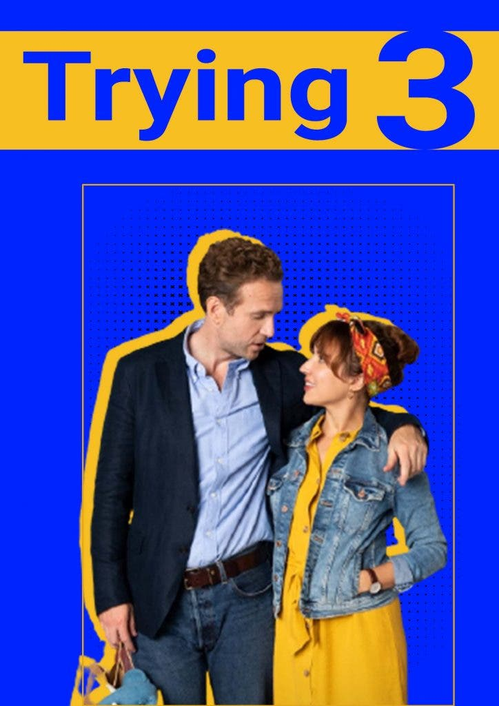 'Trying' has been renewed for a season 3