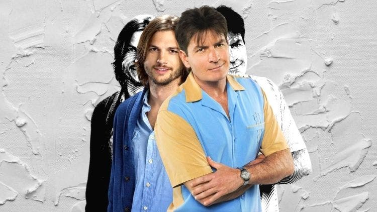 Charlie Sheen Picked Up For Two And A Half Men Reboot Whereas Ashton Kutcher Made The King of The Ranch