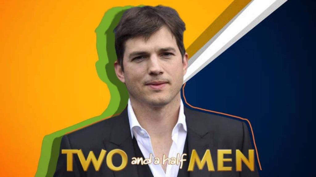 How The Gorilla Business On Two And A Half Men Have Been A Bit Too Much For Ashton Kutcher