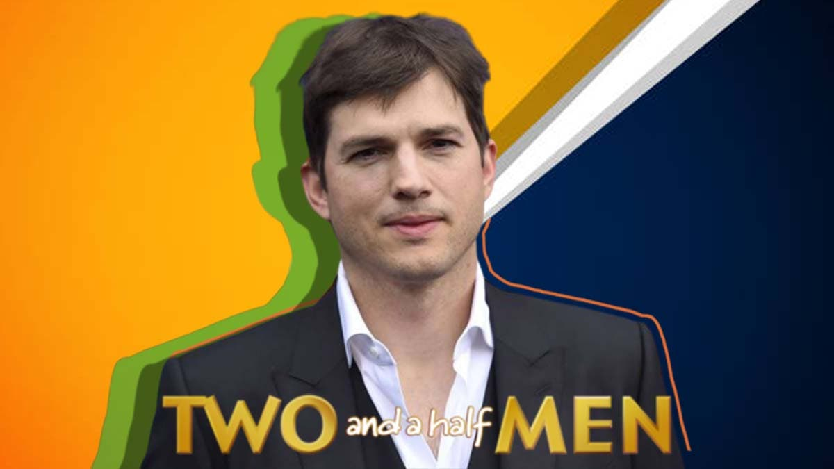 Two and a Half Men Ashton Kutcher