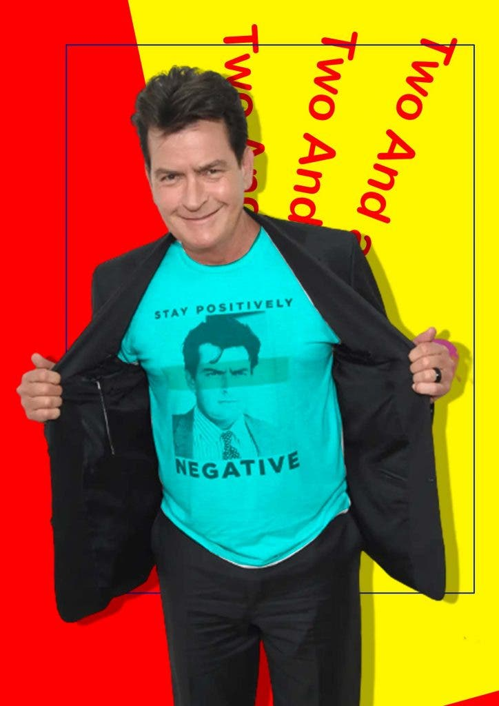 Charlie Sheen is the highest paid star on 'Two and a Half Men'