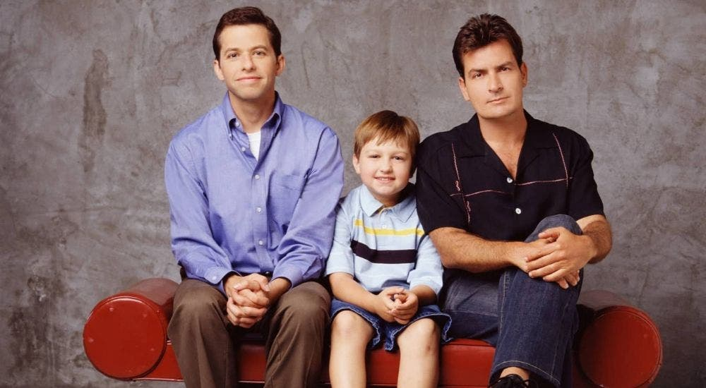 Reboot of Two and a Half Men