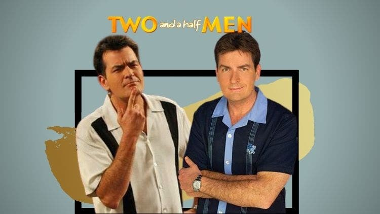 Is Charlie Sheen Desperate to Make a Comeback with a Two and A Half Men Reboot?