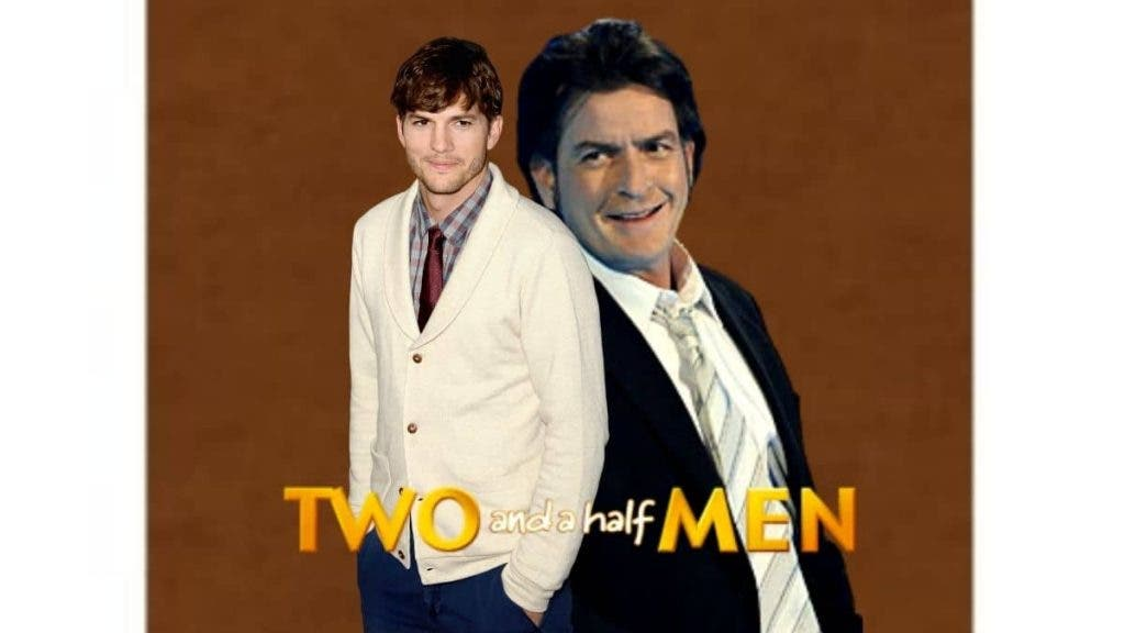 Ashton Kutcher Is Not Up For A Two And A Half Men Reboot, But That Doesn't Mean Charlie Sheen Has A Chance