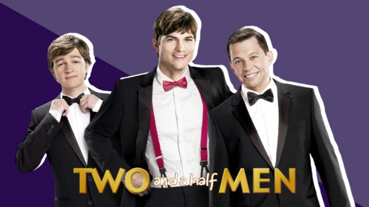 What If A Two And A Half Men Reboot Reunited Alan Charlie And Walden Dkoding