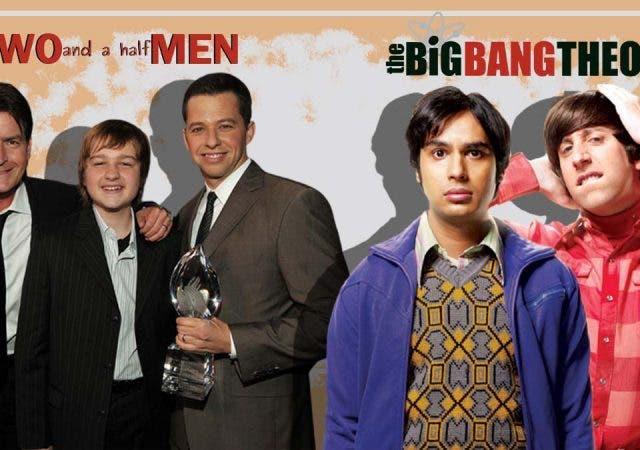 Two And A Half Men And The Big Bang Theory