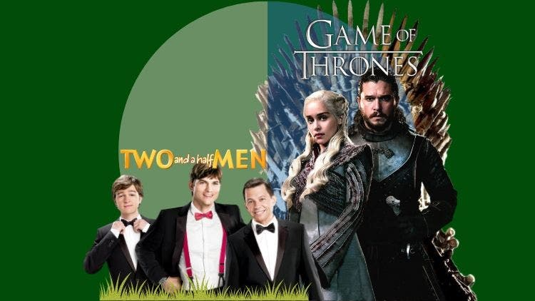 What Happens When Two And A Half Men Lands In Westeros Of Game Of Thrones