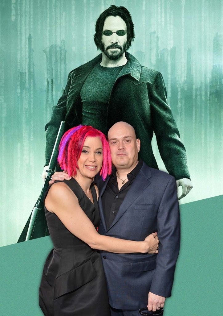 Lilly shares when Lana came up with 'The Matrix 4'
