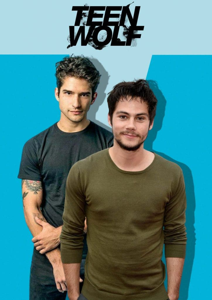 Tyler Posey Wants a 'Teen Wolf