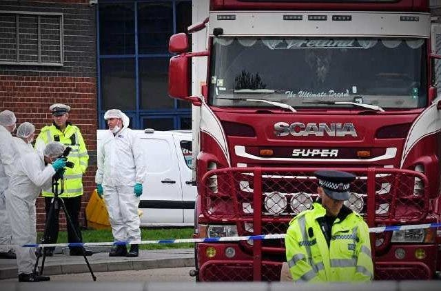 39 Found Dead In Truck More News DKODING