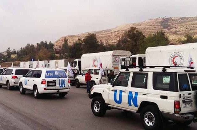 UN-Dispatches-Trucks-Global-Politics-DKODING