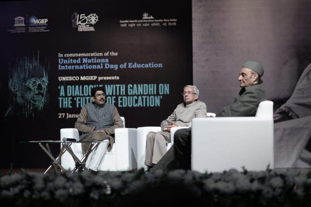 UNESCO-Mahatma-Gandhi-Institute-International-Day-Of-Education-Companies-Business-DKODING