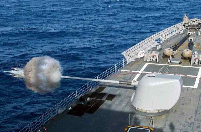 US-Approves-Sale-Of-Naval-Guns-Worth-USD1-Billion-To-India-More-News-DKODING