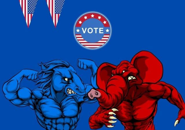 Top Non Tradition Campaign Issues US Elections