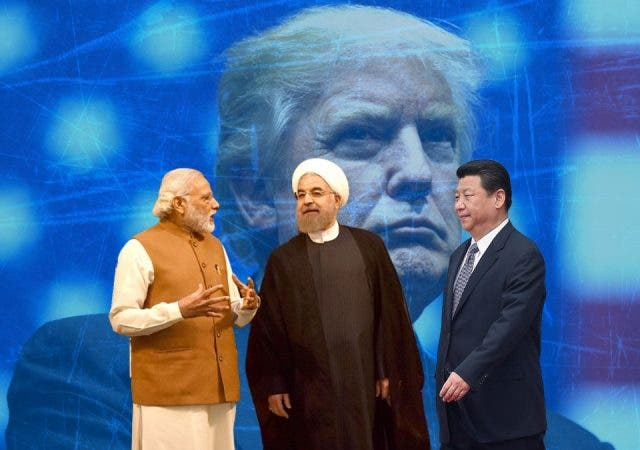 Caught Between US And China, India Is On The Verge Of Losing Iran