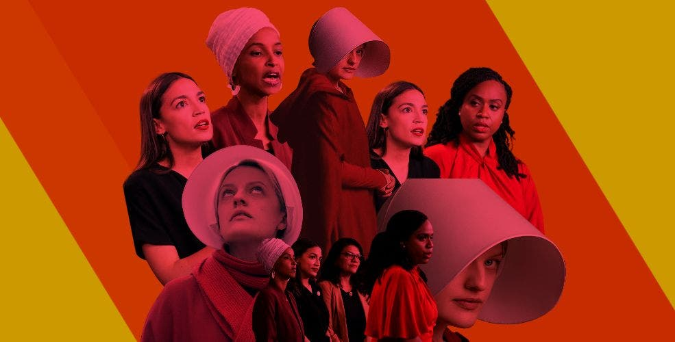 The Handmaid's Tale Is A Dystopian Vindication Of The Idea Behind The Squad