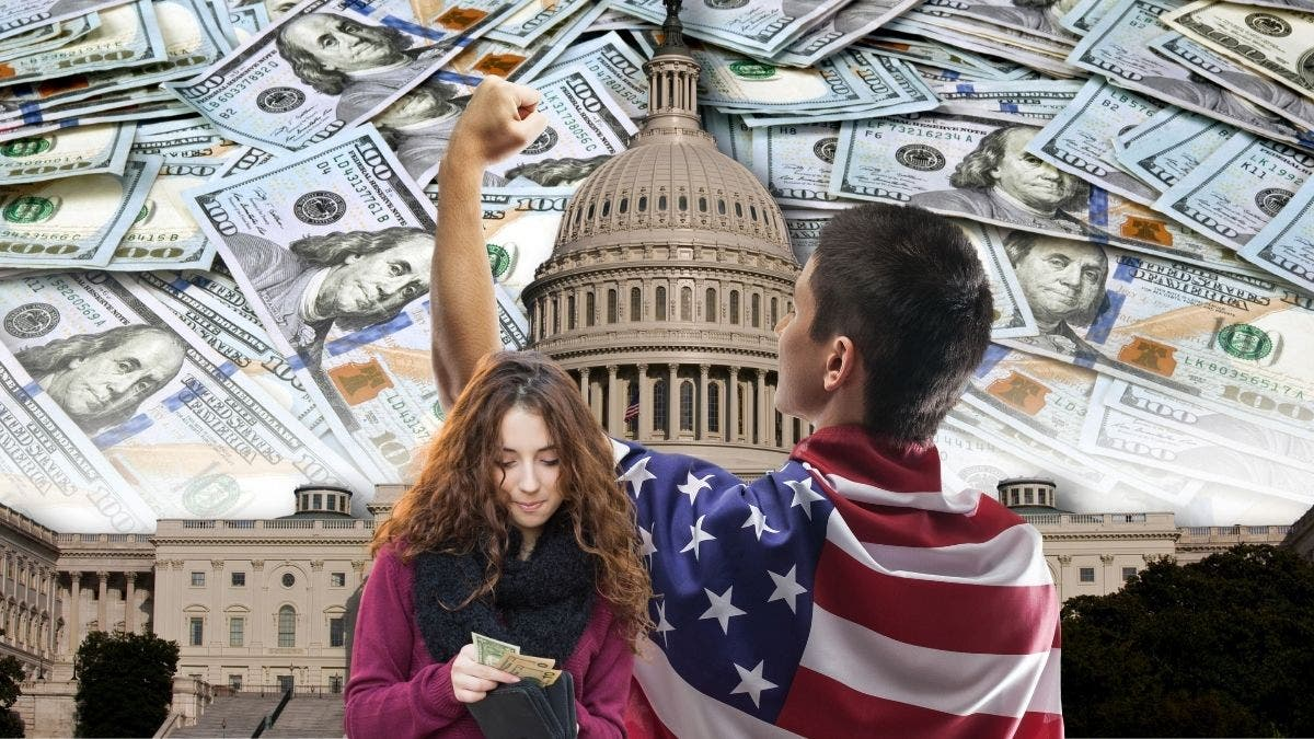 US Economy Inflation Alert: The Price Americans Will Pay For Recovery In 2021