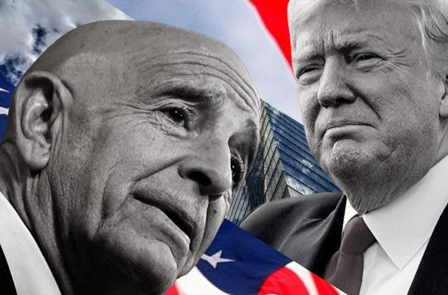Tom Barrack and Trump Coronavirus Damage US Real Estate