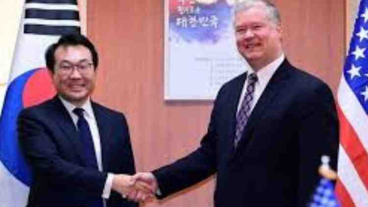 US-South-Korea-Discuss-Denuclearisation-Of-North-Korea-Global-Politics-DKODING