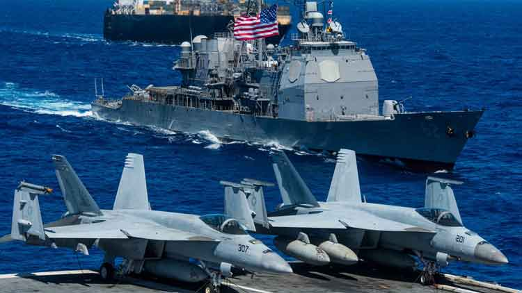US-Aircraft-Carriers-NewsShot-DKODING