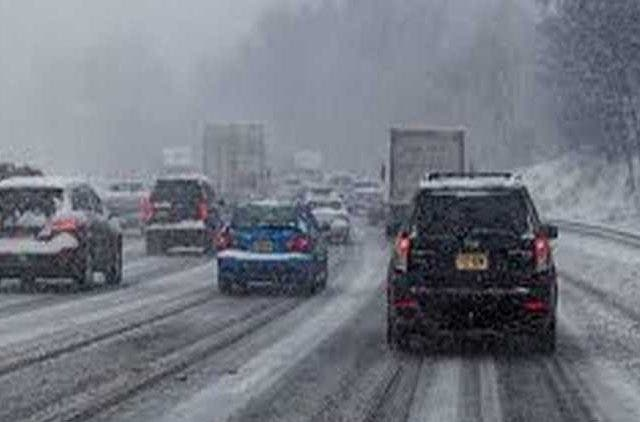 Arctic blizzard hitting US expected to break weather records with abnormally early snow