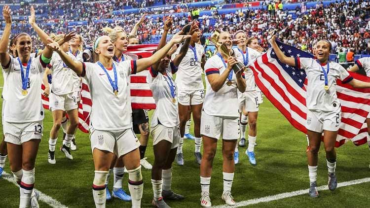 USA way ahead of others, India up 6 places in FIFA women July rankings