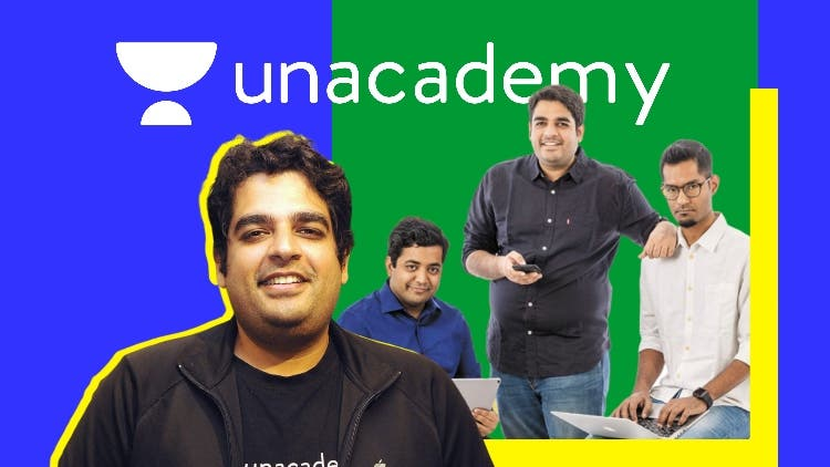 Facebook-Backed Unacademy ⁠— Climbing Swiftly To The Top Of The EduTech Ecosystem