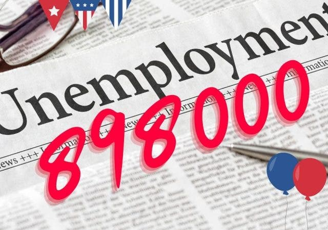 US unemployment benefits claims
