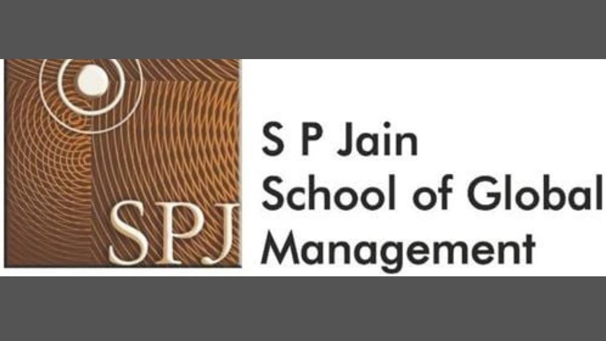 S P Jain Global Survey Highlights The Need For Management Education To Evolve
